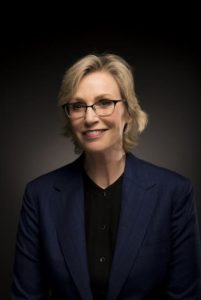 Jane Lynch, host of EarthLive. (Photo: Heather Perry/National Geographic)